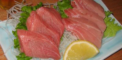 ricetta sashimi