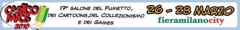 Cartoomics 17° edizione