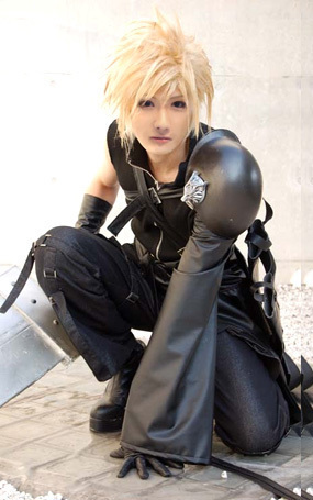 cosplay cloud final fantasy