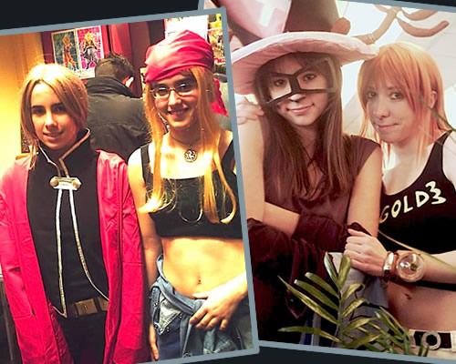 Fumettopoli 2009 cosplay