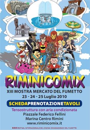 rimini comics