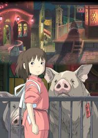 La sparizione di Chihiro e Sen