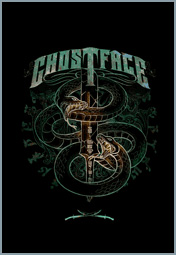 ghost face cover