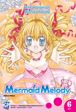 MERMAID MELODY - PRINCIPESSE SIRENE 6
