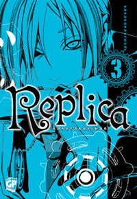 manga replica 3