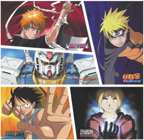 Japan Anime Live Manga
