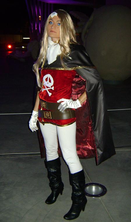 Regina Esmeralda cosplay
