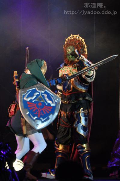 zelda cosplay jenko ganodorf