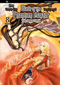 Blade of the phantom master n.8