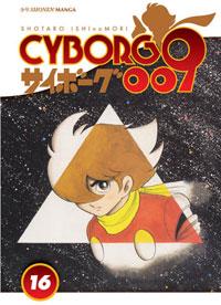 Cyborg 009 n.16