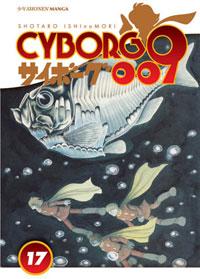 Cyborg 009 n.17