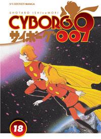 Cyborg 009 n.18