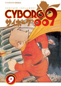 CYBORG 009 #9