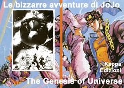 LE BIZZARRE AVVENTURE DI JOJO - The Genesis of Universe