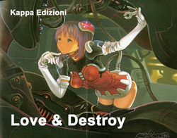 love destroy