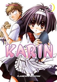 karin manga 3