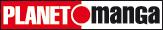 logo planet manga