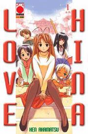 Love Hina manga
