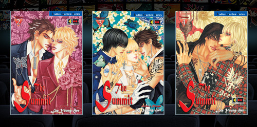 the summit manga interrotto