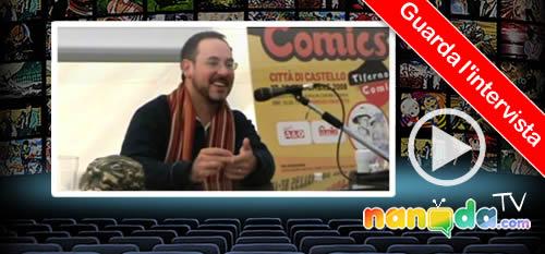 Video intervista a Cristian Posocco FlashBook edizioni