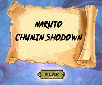 Naruto Chunin Shodown