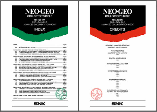 NEO GEO Index