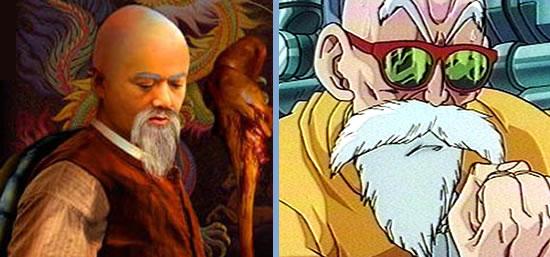 Chow Yun Fat Master Roshi