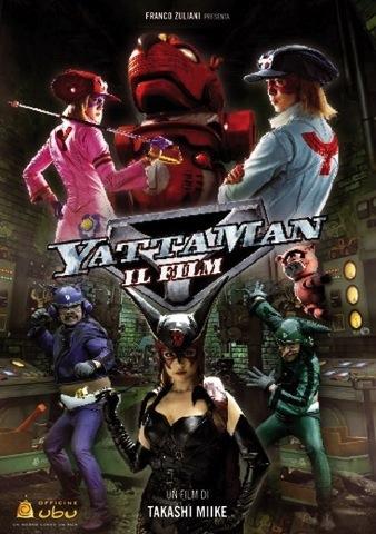film Yattaman