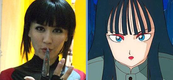 Eriko Takamura Chi Chi