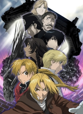 full metal alchemist il film