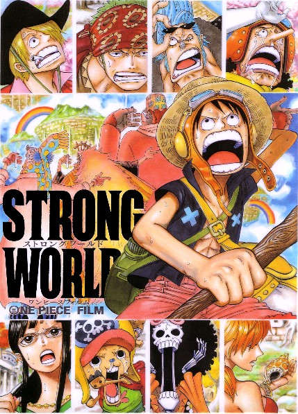 One piece strong world (subita) streaming film megavideo