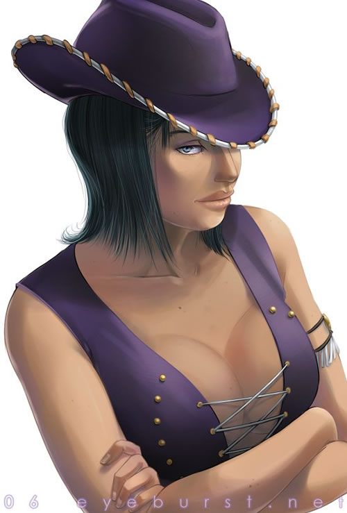 One Piece: Robin by crystaldragon