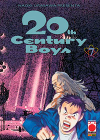 20TH CENTURY BOYS SECONDA RISTAMPA 7