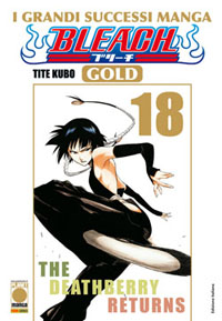 BLEACH MANGA GOLD 18