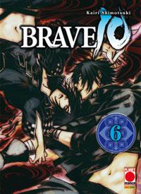 manga BRAVE 10 n° 6