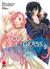 CODE GEASS 9 - LELOUCH OF THE REBELLION 5