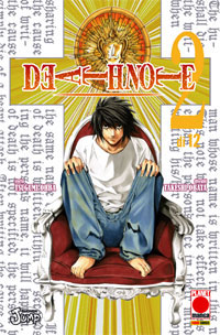 DEATH NOTE QUARTA RISTAMPA