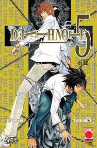 DEATH NOTE SECONDA RISTAMPA 5