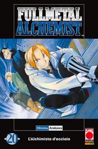 FULLMETAL ALCHEMIST RISTAMPA 20
