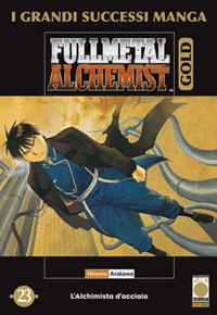 FULLMETAL ALCHEMIST MANGA GOLD 23