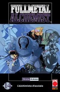 FULLMETAL ALCHEMIST RISTAMPA 14