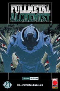 FULLMETAL ALCHEMIST RISTAMPA 21