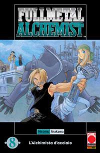 FULLMETAL ALCHEMIST RISTAMPA 8