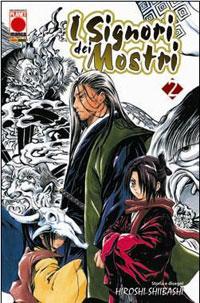 I SIGNORI DEI MOSTRI 2 manga