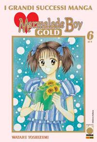MARMALADE BOY MANGA GOLD 6