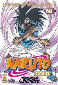 NARUTO MANGA GOLD 27