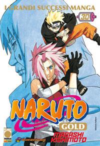 NARUTO MANGA GOLD 30