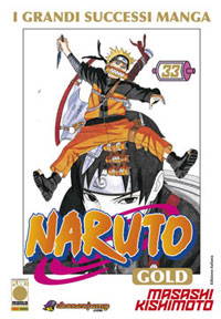 NARUTO MANGA GOLD 33