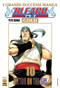 BLEACH MANGA GOLD 10