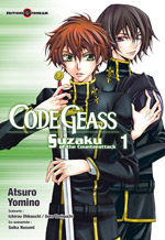 code geass SUZAKU OF THE COUNTERATTACK